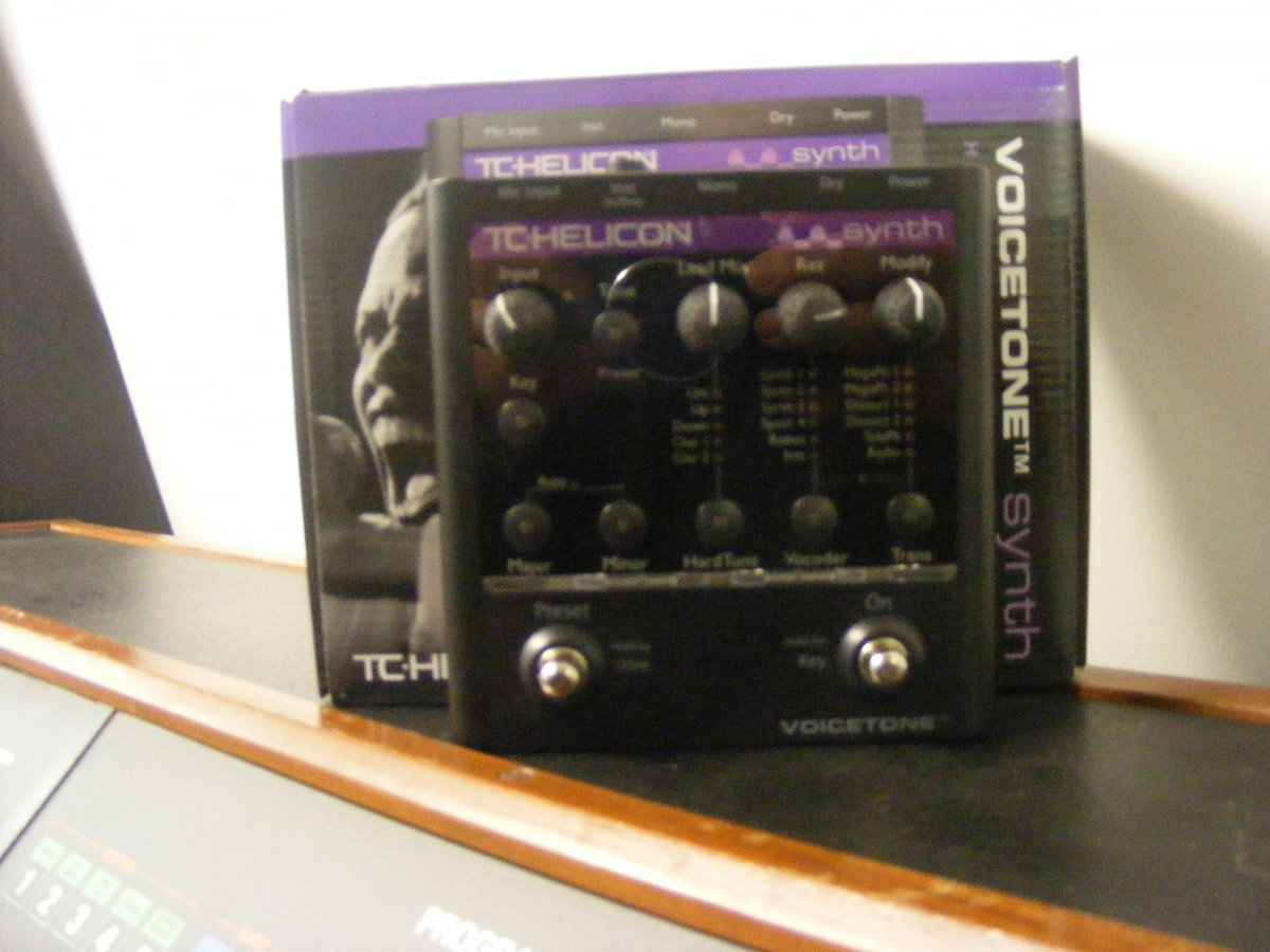 TC Helicon Voicesynth